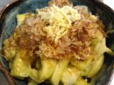 玉子サラダ、焼きナス、豆腐と鶏もも肉の炒め物。