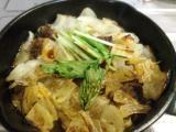 牛肉のグリル、焼きナス、アボカドとクリームチーズのサラダ、オクラと鶏肩肉のゼリー寄せ